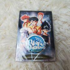 2003 Score Yu Yu Hakusho Ghost Files TCG Starter Deck NIB
