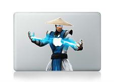 "Ninja Mortal Combat Warrior Sticker Vinyl Decal Macbook Air/Pro/Retina 13"""