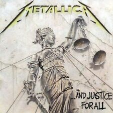 And Justice For All - Metallica (2013, CD NEUF)