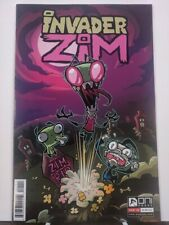 Invader Zim #1 Main Cover 1st Print by Oni Press 2015