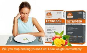 Complex for rapid weight loss - Tetrogen day & night