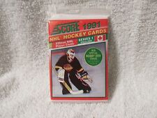 1991 Score NHL Hockey 15 Cards Pack Series 1-Factory Sealed-FREE Shipping