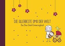 Mein Enkelkind-Fotoalbum: Oma-Enkel-Erinnerungsbuch (Geschenk, Weihnachten) NEU