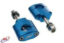 Kawasaki kx kxf 125 250 450 28.6MM oversize fat bar guidon supports pinces 10MM