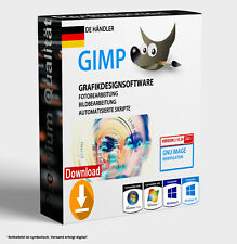 ? GIMP 2.10.28 - BILD FOTO BEARBEITUNG GRAFIK EDITOR ?