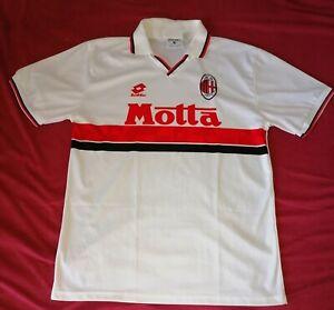 AC MILAN Lotto Away Shirt 1993-1994