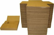 """(100) 07BC01VD 7"""" 1-12 Record Cardboard Mailers Vinyl EP Shipping Boxes 45RPM"""
