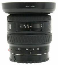 Konica Minolta SLR Camera Lens for Sony