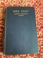 mrs. eddy - the biography of a virginal mind . 1929