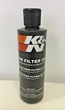 K&N 99-0533 Air Filter Oil - 8oz 236ml - Squeeze Bottle