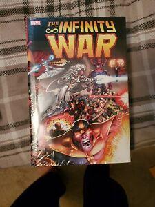 Infinity War Omnibus sealed