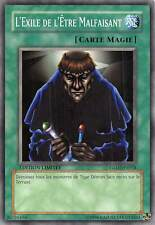 Yu-Gi-Oh - L''exile Of The'be Evil (GLD2-FR034)