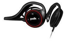 Polk Audio UltraFit 2000 sports headphones (Black/Red)