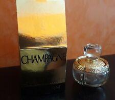 Yves Parfum De Saint Laurent Flacons Champagne Dans tQrChds