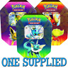 Pokemon TCG Elemental Power Tin - ONE SUPPLIED YOU CHOOSE (incl 4 boosters packs