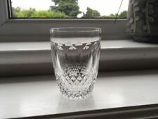 Tumbler Waterford Crystal & Cut Glass