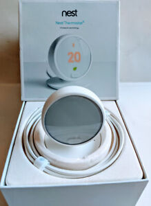 minor DEFECT Nest Thermostat E Home Hub heating control smart Google temperature