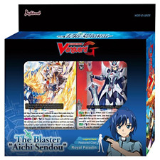 The Blaster Legend Deck G-LD03 Aichi Sendou Royal Paladin Cardfight Vanguard