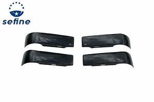 AVS Black Headlight Covers For 94-1999 Chevrolet & GMC C/K1500-C/K3500 41033