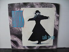 "STEVIE NICKS Talk To Me US MODERN RECORDS 7"" VINYL Free UK Post"
