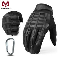 Tactical Full Finger Gloves Shooting Airsoft Military Multicam Outdoors Hunting