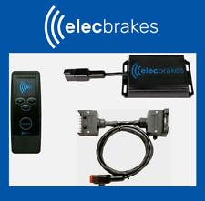 ELECBRAKES ELECTRIC BLUETOOTH BRAKE CONTROLLER + 7 PIN TO 7 PIN ADAPTER + REMOTE