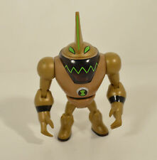 "RARE 2011 Gold Haywire Eatle 4.75"" Action Figure Ben 10 Ultimate Alien Omniverse"