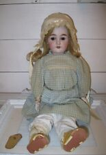 Antique Queen Louise Germany 7 Doll Bisque Composition 23 in.
