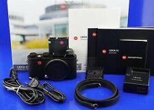 LEICA CL Typ 7323 schwarz Black TOP! #5248033 TOMS-CAMERA-LADEN Ankauf/Verkauf