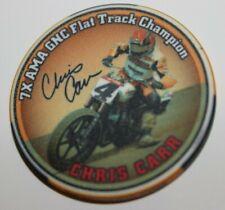 Chris Carr / Lancaster Harley-Davidson - Motorcycle Racing - Poker Chip