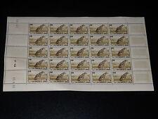 COTE DES SOMALIES - FEUILLE  N° 288 - X 25 -  NEUVE - 1958