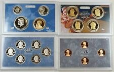 2009 18 COIN CLAD PROOF SET fresh from sealed case LINCOLN