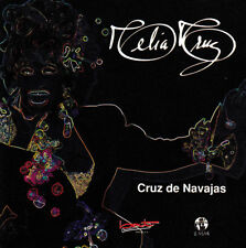 CELIA CRUZ - CRUZ DE NAVAJAS CD SINGLE 1 TRACK 1993 MECANO JEWELL BOX