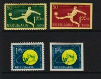 Bulgaria - Two sets with special issues, cat. $ 35.75