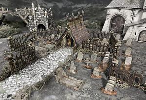 Battle Systems - Graveyard