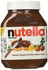Nutella Chocolate Hazelnut Spread 35.3oz Jar or 1 kg.