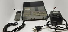 More details for dictaphone 3730 micro cassette transcriber w/ power cable and mic untested
