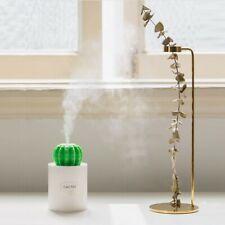 Cactus Bedroom Mini USB LED Night Lamp Air Humidifier