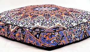 Star Mandala Printed Pad Dog Cat Warm Soft Bed Large Floor Pillow Cushion Mat