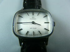 NEW OLD STOCK VINTAGE OMEGA DE VILLE SWISS CAL 625 HAND WINDING MANUAL WATCH