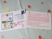 MANSFIELD Town v CARDIFF City 1975 Division 4 Champions FOOTBALL First Day Cover