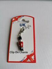 British Royal Guard Clip On Charm
