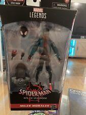 Hasbro Marvel Legends Series Spider-Man: Into the Spider-Verse Miles Morales...