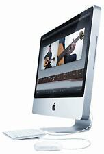 "Apple iMac 24"" Desktop All-In-One Mac Computer / Upgraded / Three Year Warranty"