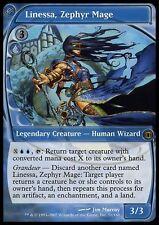 Linessa Zephyr Mage ~ Future Sight ~ NearMint ~ Magic MTG