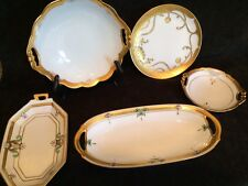 Pickard Lot of Unsigned Candy/Nut Dishes, Bowls, Plate