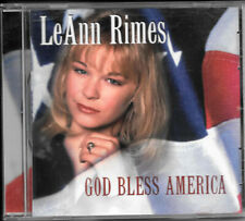 God Bless America LeAnn Rimes 4th of July Holiday Party Patriotic Music CD