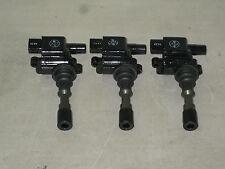 Set of 3 Coils 01 02 Kia Sedona Hyundai XG300 XG350 3.0L 3.5L Ignition Coil OEM