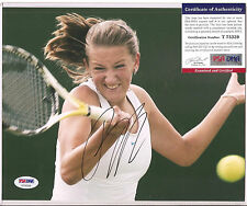 HOT Victoria Azarenka Signed 8x10 Photo PSA DNA COA PROOF Autograph Auto