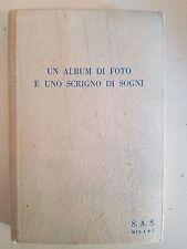 LIBRO LIA CARINI - UN ALBUM DI FOTO E UNO SCRIGNO DI  SOGNI - EDITRICE S.A.S.